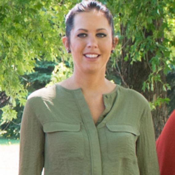 Audrey Richard, assistante dentaire