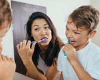Les enfants doivent prendre soin de leur dents